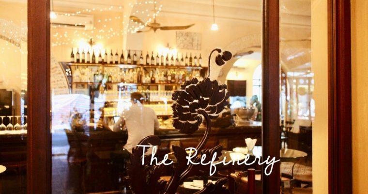 胡志明|The Refinery|鴉片工廠內的法式餐酒館