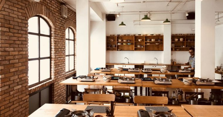 胡志明| Grain Cooking Studio|來做混血越南菜