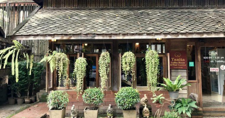 清邁|Tanita Coffee House|柚木屋的咖啡館
