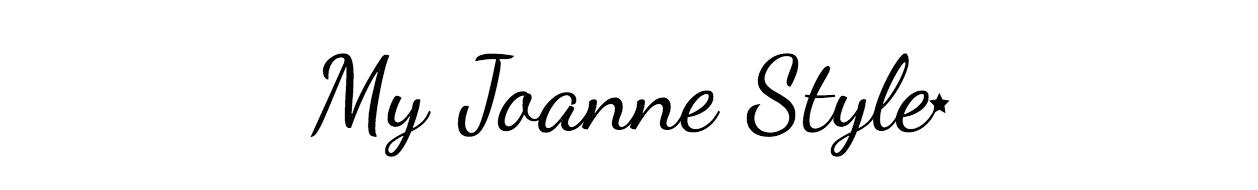 My Joanne Style