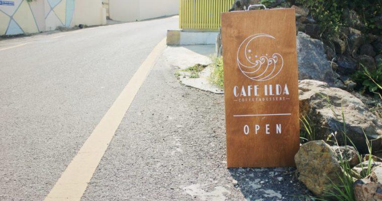 釜山|카페 일다 Cafe ILDA|咖啡換故事,青沙浦的沉靜日常風景