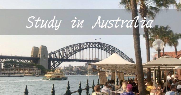 澳洲留學|澳洲大學(Undergraduate)八大名校申請經驗分享