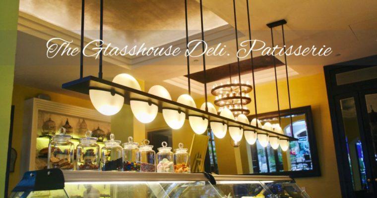 暹粒|The Glasshouse Deli. Patisserie|夢幻玻璃屋的法式午後悠閒