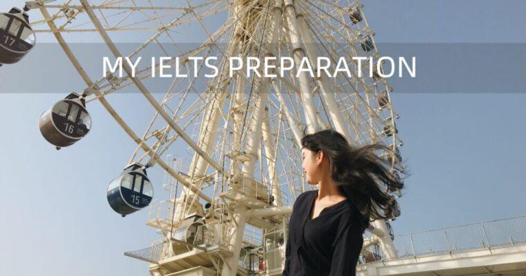 MY IELTS PREPARATION|雅思自修準備(上):認識考試、備考資源&步驟分享